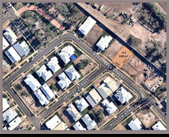Lot (111) 6 Ashburner  Street Durack NT
