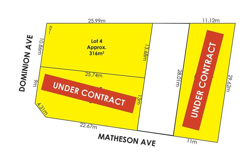 Lot/4 Dominion Avenue Findon SA