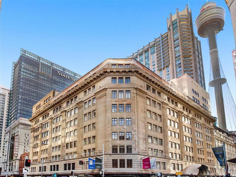 68 Market Street Sydney
