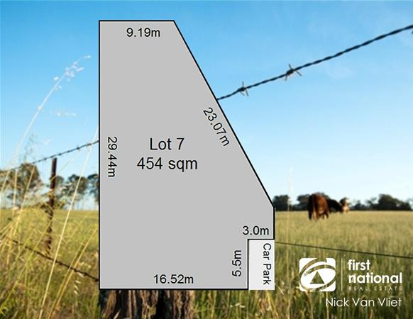 Lot 7 Walkers Lane McLaren Vale SA