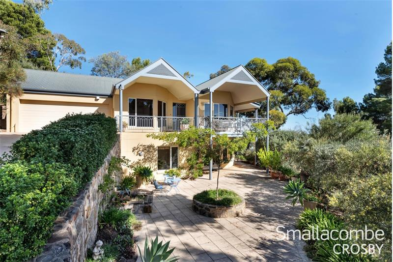 5 Fulton Crescent Glen Osmond SA