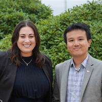 Anita Corlett & William YIP Team YIP