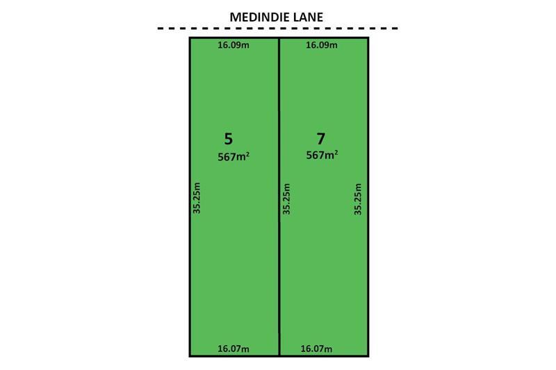 5 Medindie Lane Medindie SA