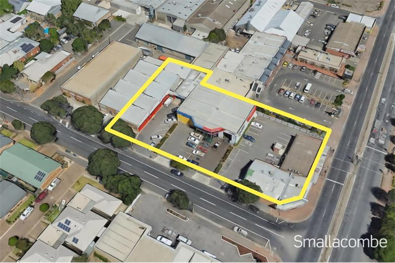 1-7/973-981 South Road & 1-3/1 Price Street Melrose Park SA