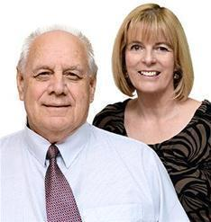 Wayne Jenkins and Anne O'Donnell