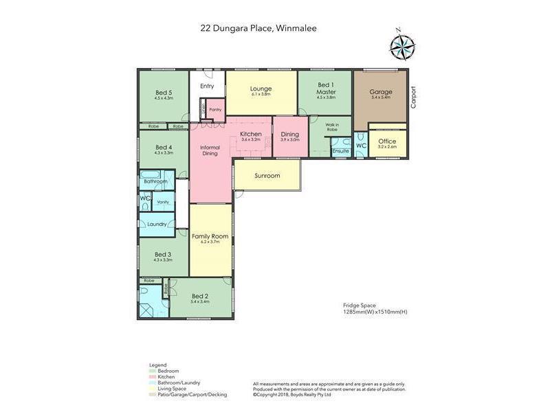22 Dungara Place Winmalee NSW